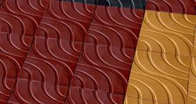 Exflor Paving Tiles Manufactured In Goa India Exterior Flooring Tiles Man